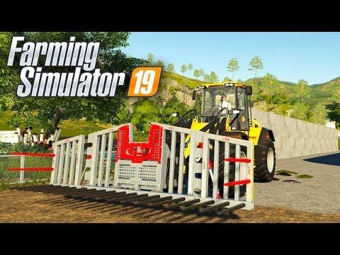 ZACZYNAMY ROBIĆ *SIANO* - Farming Simulator 19 #40