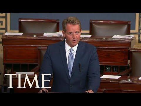 Arizona Senator Jeff Flake Will Not Seek Reelection:
