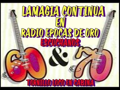 RADIO EPOCAS DE ORO.... La Voz Del Amor De El salvador