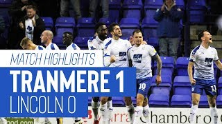 Match Highlights | Tranmere Rovers v Lincoln City - Sky Bet League Two