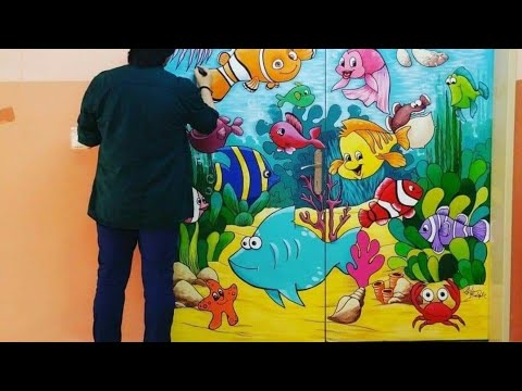diy-wall-painting-ideas-for-kids-room/latest-wall-painting-ideas/decor-ideas