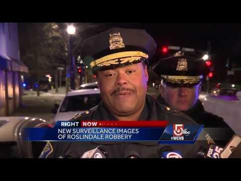 Armed men sought in gas station holdup