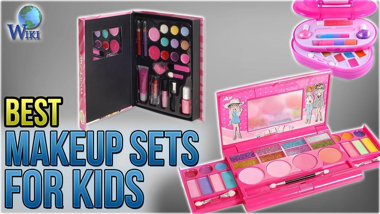 c90100aa47fd 10 Best Makeup Sets For Kids 2018