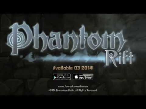 Si te gustan los RPGs tácticos, no pierdas de vista Phantom Rift