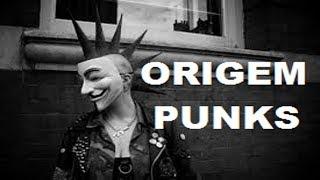 PUNKS - Origem, Curiosidades e etc... [Tribos Urbanas #2]
