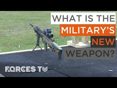 Meet The British Military's Latest Weapons System | Forces TV