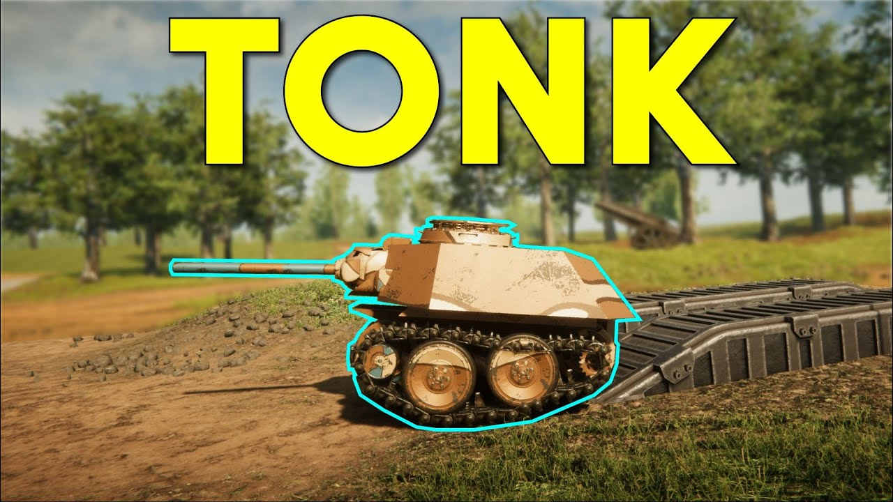 Download I MADE THE TONK!