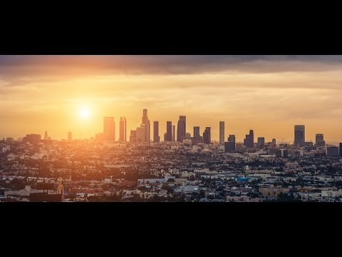 Los Angeles, California in 4k (Ultra HD)