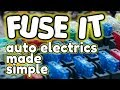 How to add a fused circuit to your vehicle – how to fuse tap - by VegOilGuy