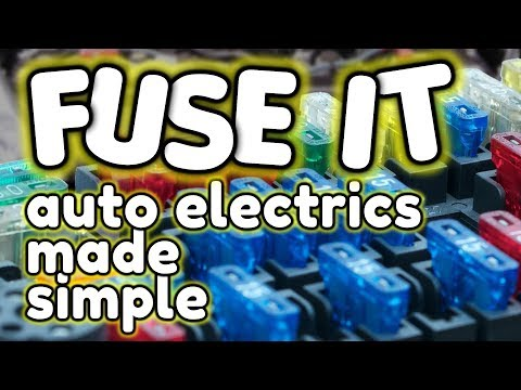 hqdefault how to add a fused circuit to your vehicle how to fuse tap by how to tie into a car fuse box at n-0.co