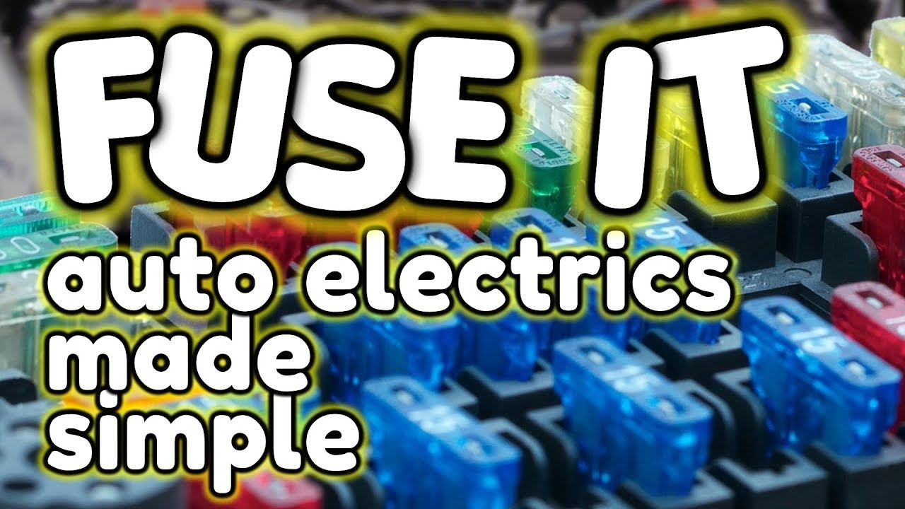 how to add a fused circuit to your vehicle how to fuse tap by vegoilguy [ 1280 x 720 Pixel ]