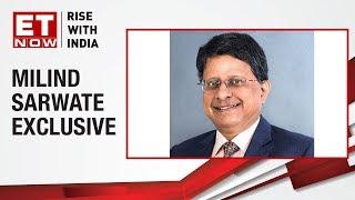 Milind Sarwate, Founder & CEO, Increate Value Advisors LLP speaks on the FMCG gloom