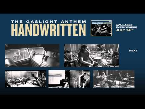 The Gaslight Anthem Handwritten Album Preview