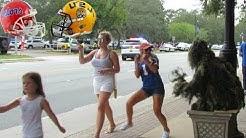 BUSHMAN PRANK AT FLORIDA GATORS VS LSU