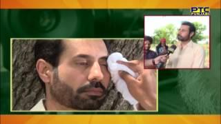 Binnu Dhillon | Bailaras Movie | On Location Shoot | PTC Entertainment Show | PTC Punjabi