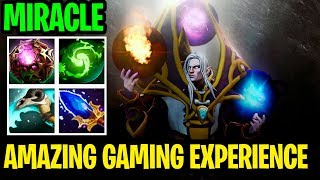An Amazing Gaming Experience To Miracle- Invoker - Dota 2