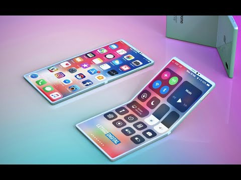 Складной Айфон от Apple - ОН ПРЕКРАСЕН 🌷