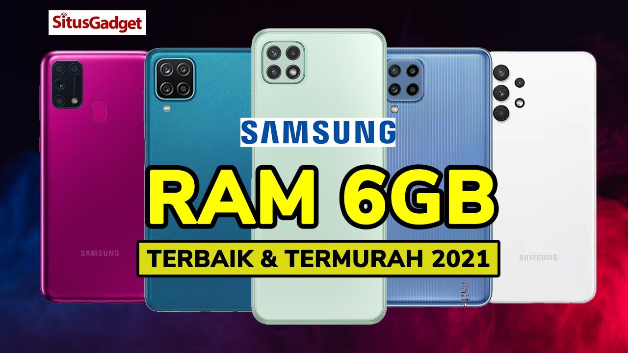 HP SAMSUNG RAM 6GB TERMURAH 2021