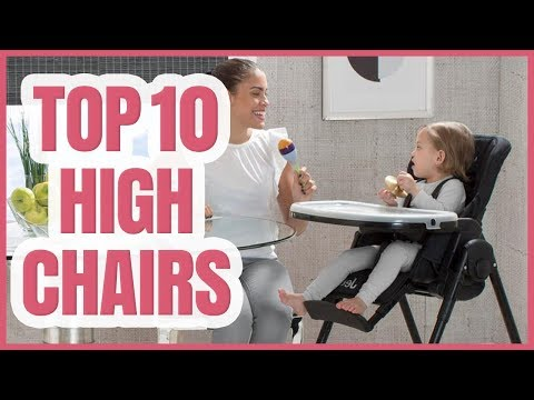 Best High Chair 2020 - TOP 10 Baby High Chairs 2020