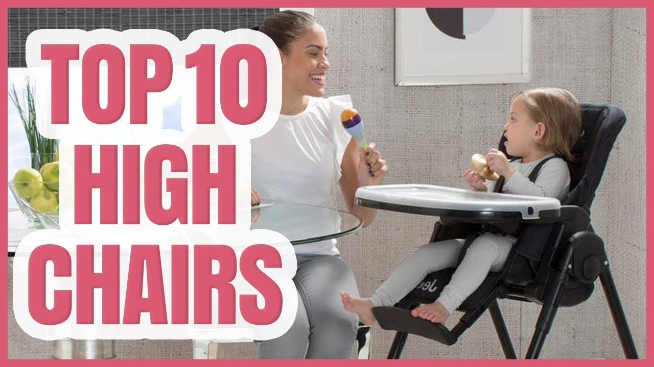 Best High Chair 2020 Best High Chair 2020   TOP 10 Baby High Chairs 2020   YouTube