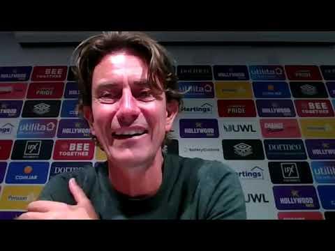 Thomas Frank - Brentford 0-1 Brighton - Post-Match Press Conference