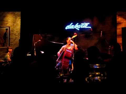 Stanley Clarke Trio at the Dakota Jazz Club