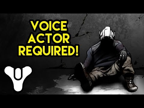 destiny-video-comic:-voice-actor-needed-|-myelin-games