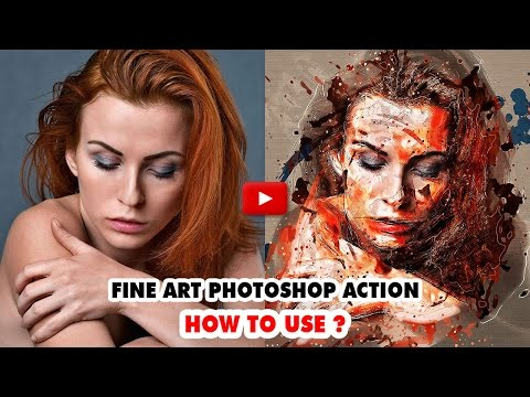 Fine Art Photoshop Action - Video Tutorial | Mesothelioma Attorney Directory Of Photoshop
