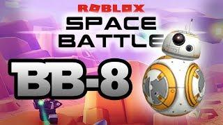 Roblox - How To Get BB-8 (Red vs Blue vs Green vs Yellow!) !!! [EVENT] // GamingFizo_O