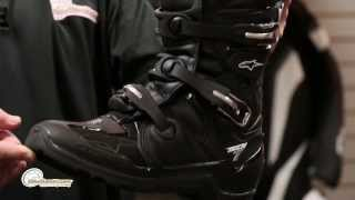 Alpinestars Tech 7 Enduro Motorcycle Boots 2014 at BikeBandit.com