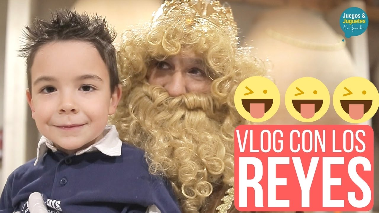 Vlog Cabalgata De Los Reyes Magos Juegos Y Juguetes En Familia