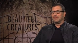 Richard LaGravenese - Beautiful Creatures Interview HD