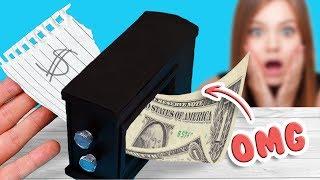 FUNNY PRANK! - How to Make a MONEY PRINTER MACHINE (Magic Trick)