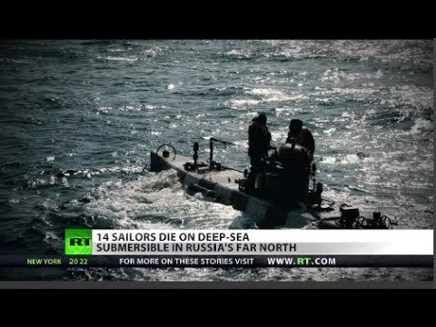 Nightmare tragedy on Russian sub