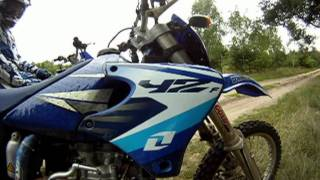 WR400 vs WR426 vs WR450 vs GRIZZLY by HERO PRO HD