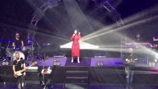 Ti porto a cena con me - Giusy Ferreri live - Hits tour - Auditorium Parco della Musica - Roma 10/0