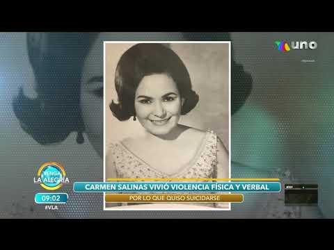 Carmen Salinas revela que intentó quitarse la vida