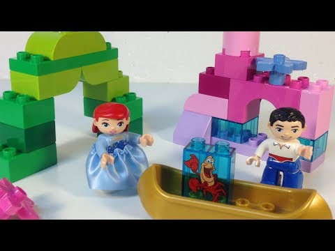 Lego Duplo Disney Princess 10516 Ariels Magical Boat Ride