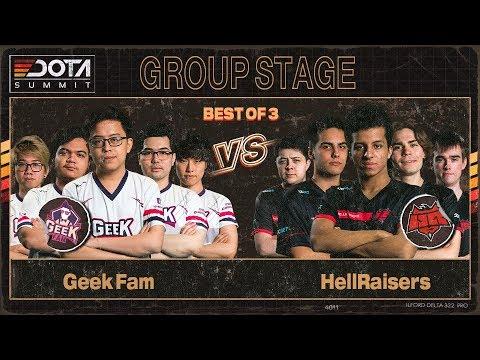 Geek Fam vs HellRaisers vod