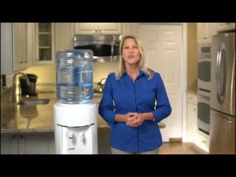 Nestle Waters Non-Digital Bottled Water Dispenser Cleaning Process