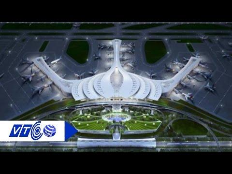 Lộ thiết kế bắt mắt của sân bay Long Thành | VTC