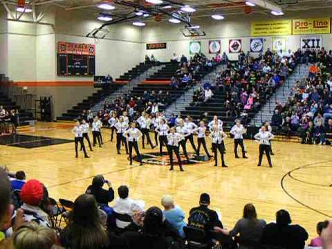 Waterman JFK Middle/Junior Hip Hop 01/16/2015