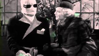"[Great Movie Scenes] - Invisible Man (1933) - Jack Griffin ""Power to Rule"" Monologue"