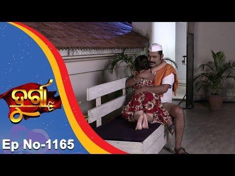 Durga | Full Ep 1165 | 1st Sept 2018 | Odia Serial - TarangTV