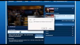 Tutorial: Videos aus der ARD Mediathek herunterladen / downloaden