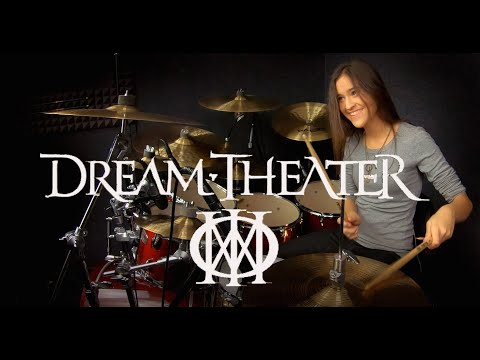Dream Theater - Pull Me Under - Drum Cover By Nikoleta - 14 years old |