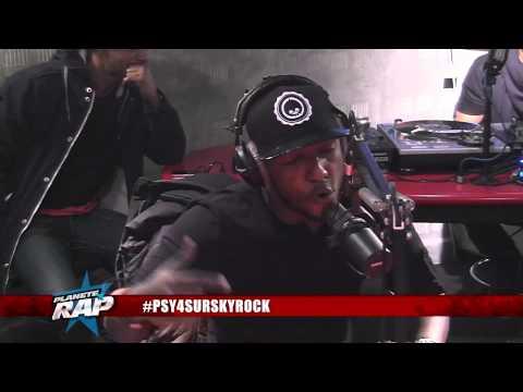 """Psy 4 De La Rime """" Le retour des blocks"""" en live dans Planète Rap"""
