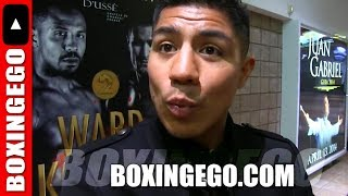 PACQUIAO TOO MUCH FOR BRONER! JESSIE VARGAS TENDS TO THINK SO; VARGAS FOUGHT BOTH!   BOXINGEGO