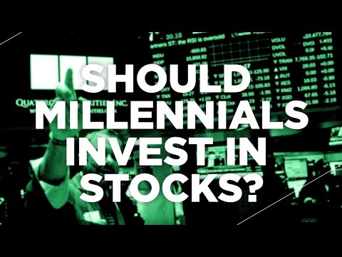 Young Money: Should Millennials Invest In Stocks? | CNBC