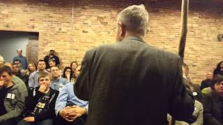Robert Moore's speech to the Chicago ManKind Project October 10-28-15